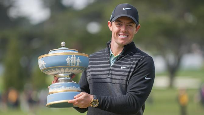 Golf - Rory McIlroy plays down rivalry with Masters champion Jordan Spieth