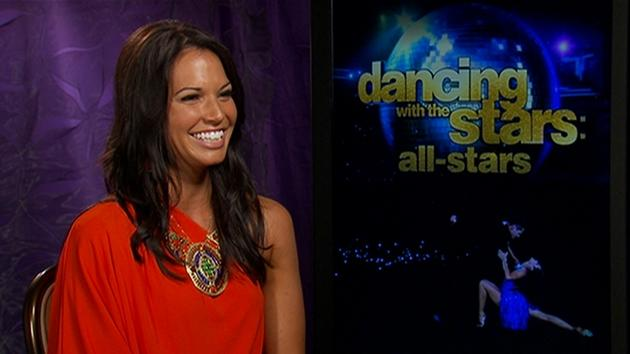 Melissa Rycroft chats with Access Hollywood on July 27, 2012 -- Access Hollywood