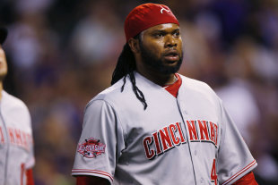 The Royals went for broke Sunday, sending three pitchers to Cincinnati for Johnny Cueto. (AP)