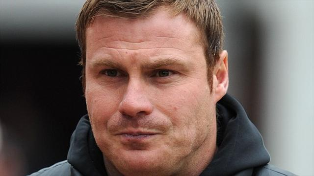 Football - Flitcroft revels in Bury romp