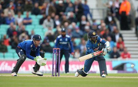 England v Sri Lanka - Fourth One Day International