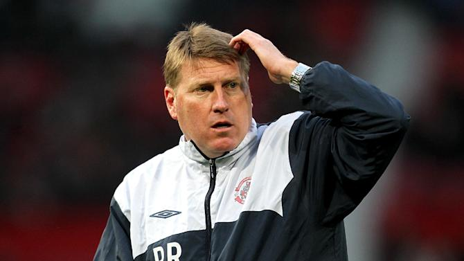 Paul Raynor was not impressed by Rotherham's fringe players in the Johnstone's Paint Trophy