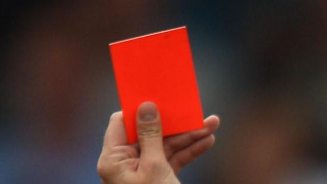 European Football - Russian defender handed six-match ban for spitting at referee