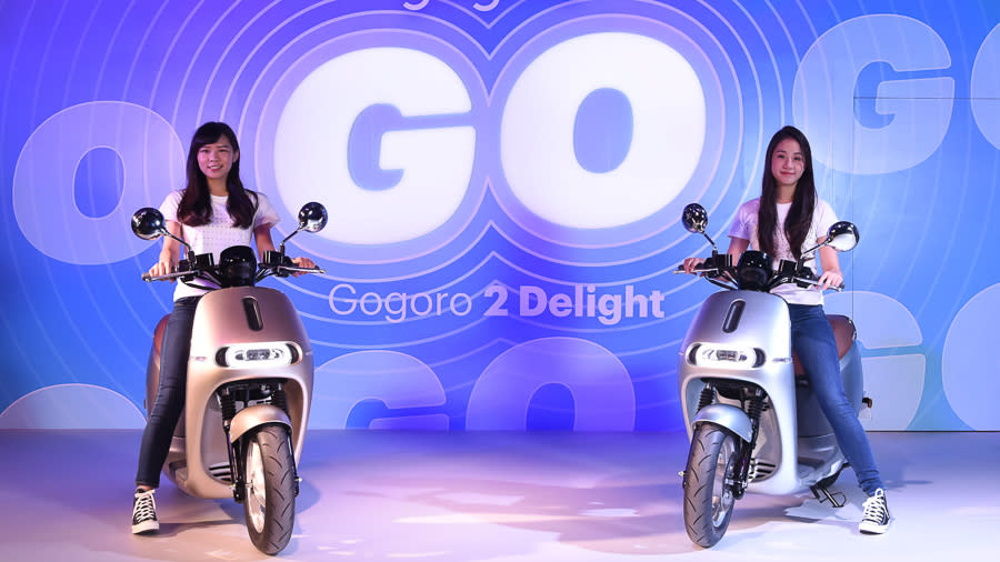 全新 Gogoro S2 / Gogoro 2 Delight 潮流新品華麗登場
