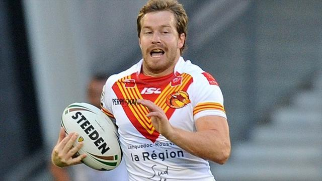 Rugby League - Dureau back after brain op