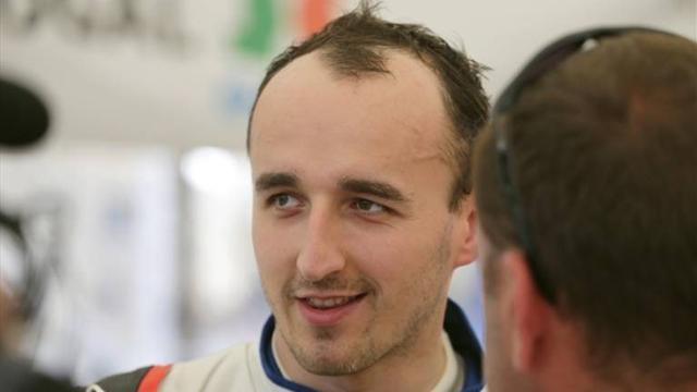 ERC - Citroen expect big things from Kubica
