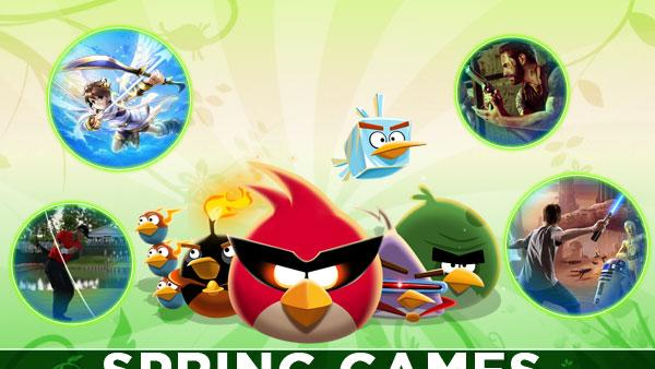 Spring Games Guide 2012