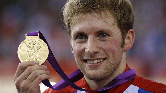 Cycling - Olympic champion Kenny upbeat ahead of track cycling Worlds