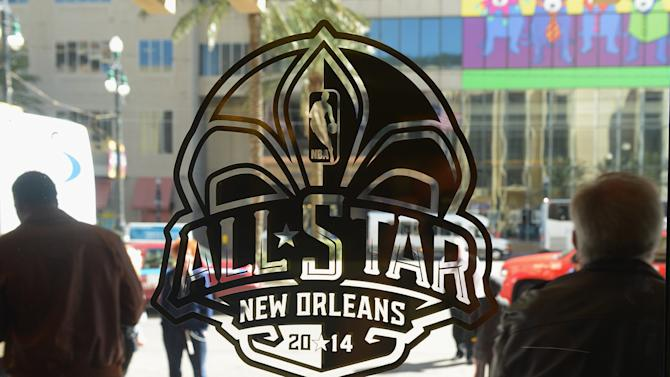General Atmosphere - NBA All-Star Weekend 2014