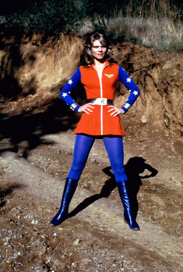 Cathy Lee Crosby as Wonder Woman
