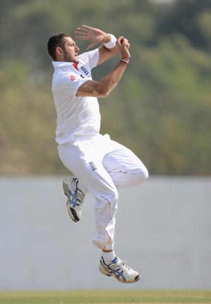 Haryana v England: Tour Match - Day Two