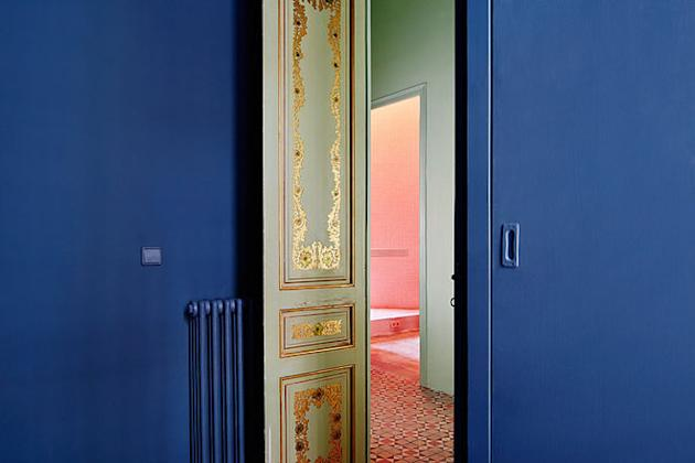 Barcelona Renovation Wows With Spanish Tiles, Sublime Colors