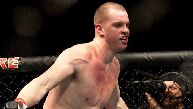 Mixed Martial Arts - Struve knocks out Miocic in Nottingham