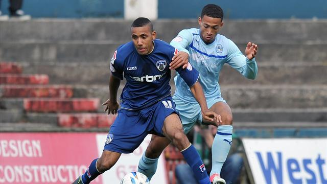 League One - Montano ruled out for two months