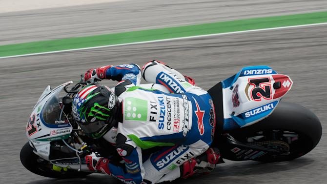 2012 Superbike FIM World Championship In Misano - Practice Day Two