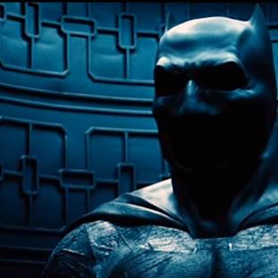The Official Costume from 'Batman V Superman: Dawn of Justice'!