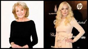 Barbara Walters on Lindsay Lohan's Canceled '20/20' Interview: I Was Owed a 'More Honest Explanation' (Video)