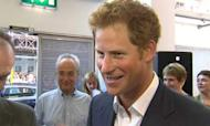 Royal Baby: Harry Wants George 'To Have Fun'