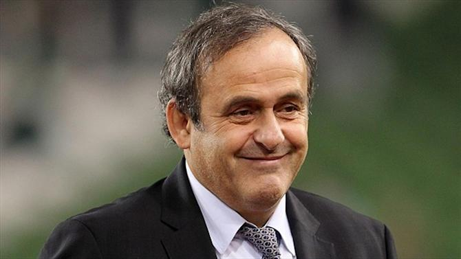 World Cup - Platini in Qatar re-vote call