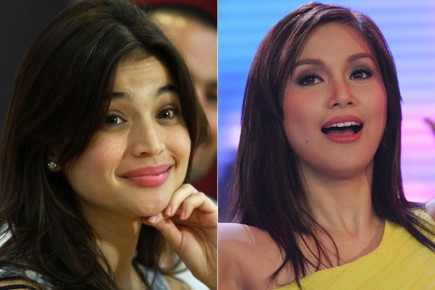 Anne Curtis and Mariel Rodriguez (NPPA Images)