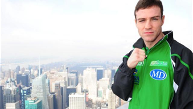 Boxing - Macklin versus Golovkin confirmed for June 29 in Connecticut