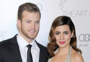Jamie-Lynn Sigler and Cutter Dykstra | Photo Credits: Gregg DeGuire/WireImage