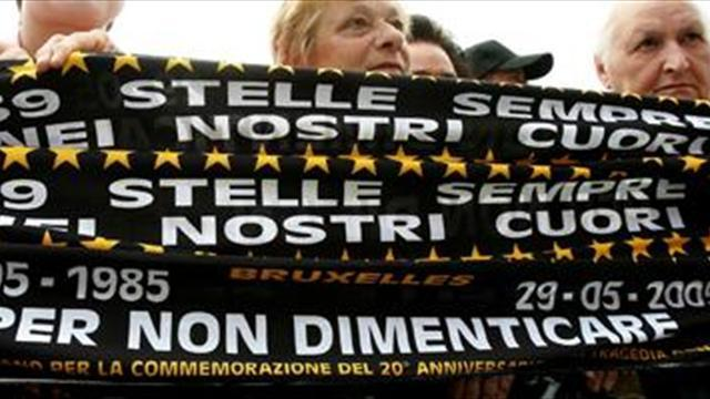 Serie A - Juventus remembers Heysel victims