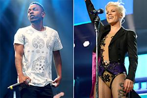 Kendrick Lamar, Pink and Merle Haggard to Perform at Grammys