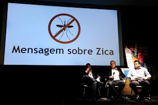Rio Olympics organizers said Tuesday they are concerned by the outbreak of the Zika virus in Brazil, but confident the problem will be cleared up before the Games begin.  (Photo by Buda Mendes/Getty Images)