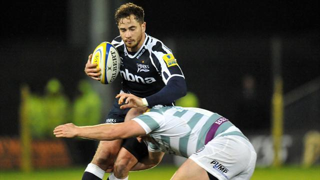 Aviva Premiership - Cipriani inspires Sale to win over Irish