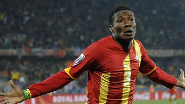 World Cup - Gyan leads Ghana demolition of Egypt