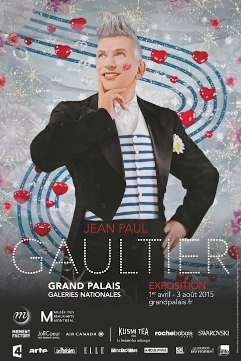 Jean Paul Gaultier traveling exhibit comes to Paris from April 1
