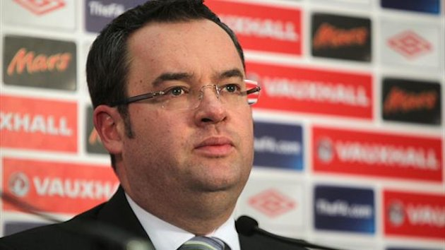 FA general secretary Alex Horne was unhappy with UEFA's verdict