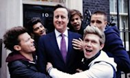 Comic Relief: PM Stars In One Direction Video