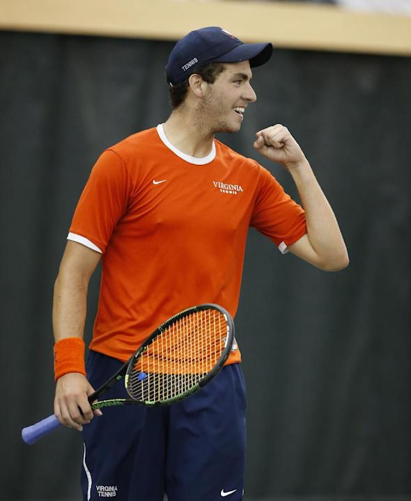 Virginia's Ryan Shane wins NCAA tennis title