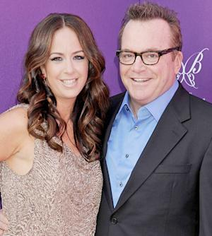 Tom Arnold, Wife Ashley Groussman Expecting a Baby Boy