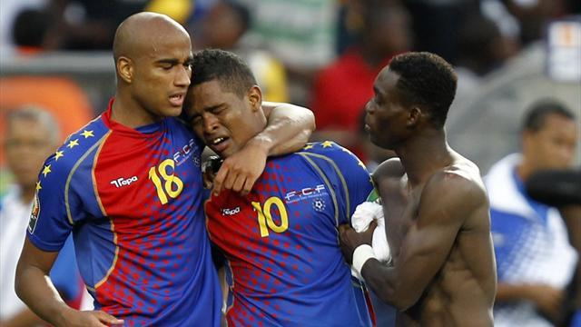 World Cup - Cape Verde lose World Cup spot