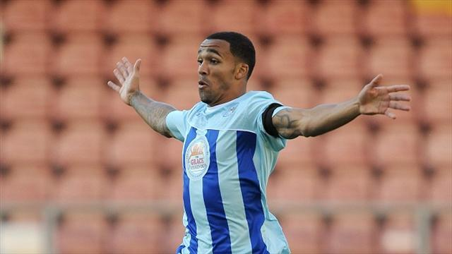 League One - Duo concern for Sky Blues boss