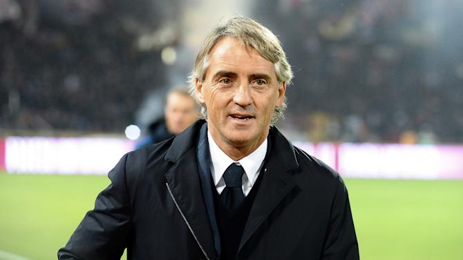 Napoli loss 'doesn't change anything' for Mancini