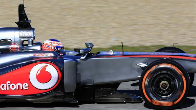 Formula 1 - McLaren not expecting more tyre issues