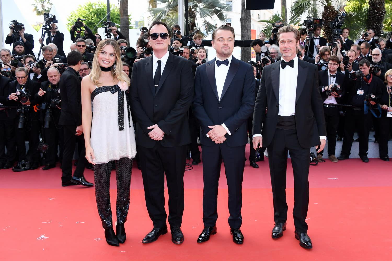 因此對導演昆汀塔倫提諾來說,本片就彷彿是一封寫給當年這些B級片演員的情書。