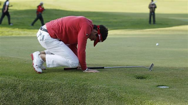 Golf - Likely anchoring ban a belly ache for some players