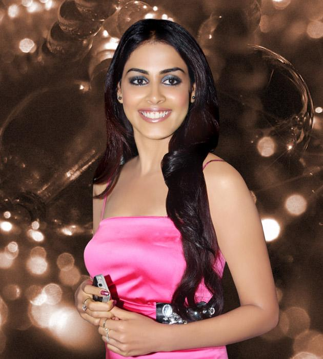The secret behind Genelia's new look