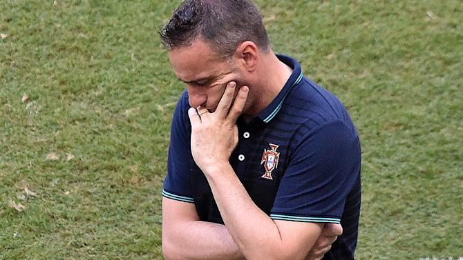 World Cup - Paulo Bento: If we don't beat USA, we're out