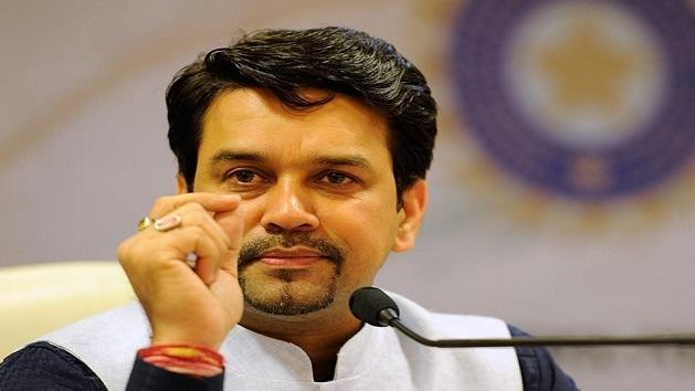 BCCI serious about cricket market in the United States: Anurag Thakur