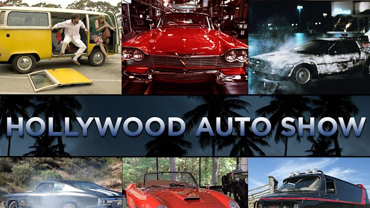 Hollywood Auto Show Title Card V2 2010