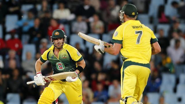 Cricket - Australia ease to consolation win over sorry Bangladesh