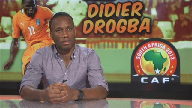 African Cup of Nations - Drogba: Ivory Coast must be focused