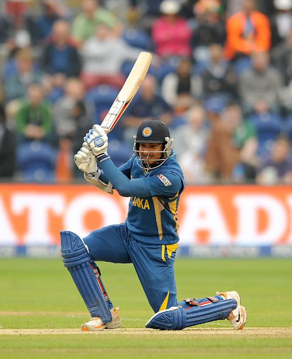 Cricket - ICC Champions Trophy - Semi Final - India v Sri Lanka - SWALEC Stadium