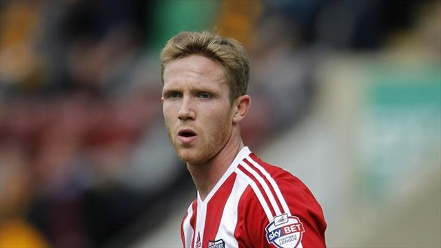 League One - Team news: Forshaw out of Brentford's promotion clash
